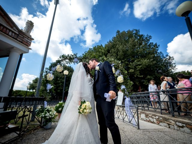 Il matrimonio di Adriano e Chiara a Castelfiorentino, Firenze 63