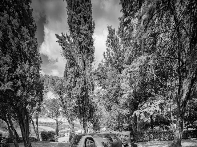 Il matrimonio di Adriano e Chiara a Castelfiorentino, Firenze 67