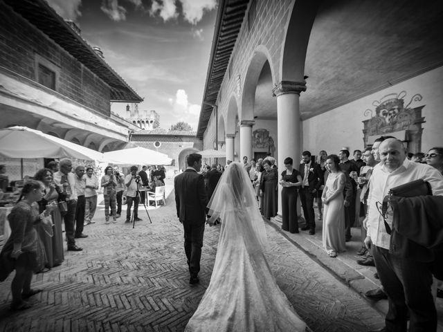 Il matrimonio di Adriano e Chiara a Castelfiorentino, Firenze 72