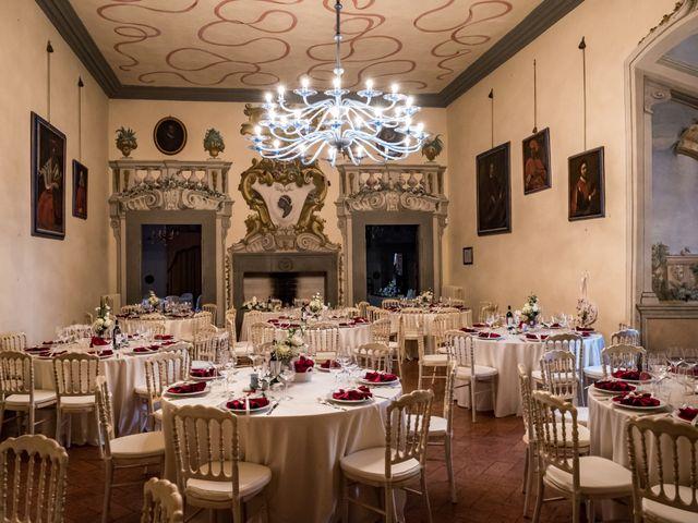 Il matrimonio di Adriano e Chiara a Castelfiorentino, Firenze 75