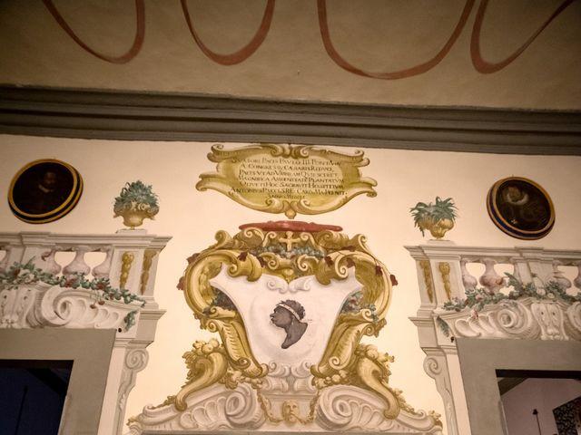 Il matrimonio di Adriano e Chiara a Castelfiorentino, Firenze 85