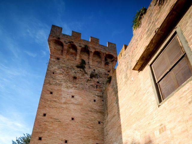 Il matrimonio di Adriano e Chiara a Castelfiorentino, Firenze 86