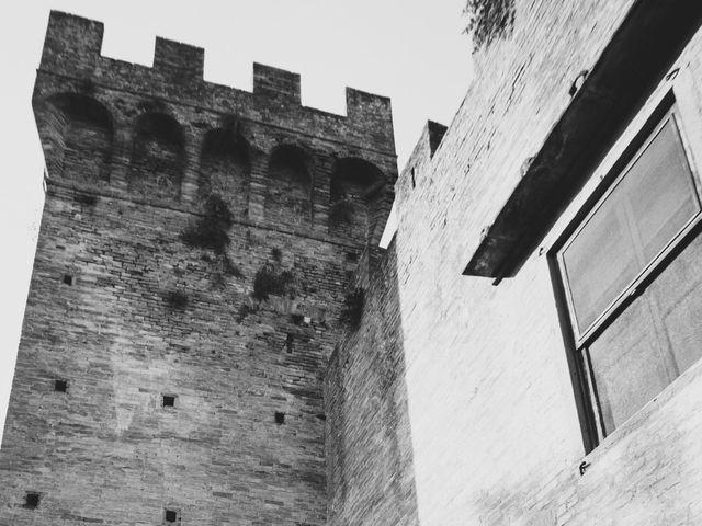 Il matrimonio di Adriano e Chiara a Castelfiorentino, Firenze 91