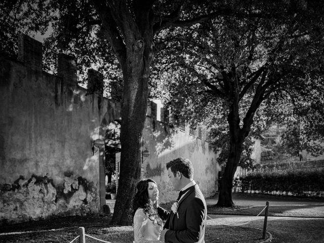 Il matrimonio di Adriano e Chiara a Castelfiorentino, Firenze 95