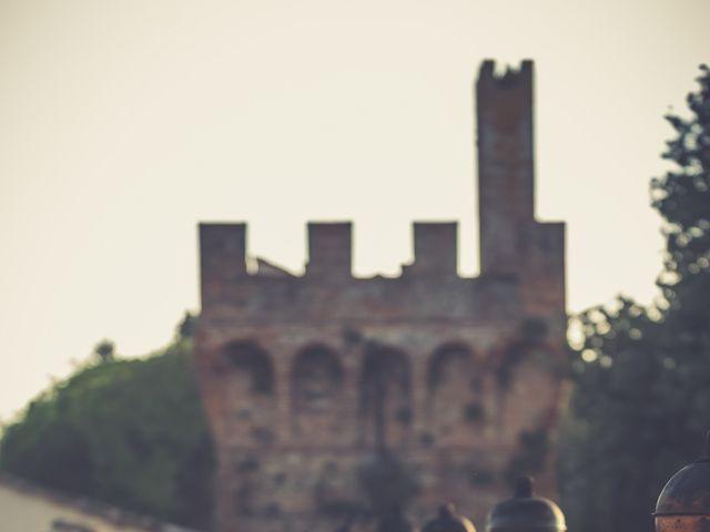 Il matrimonio di Adriano e Chiara a Castelfiorentino, Firenze 103