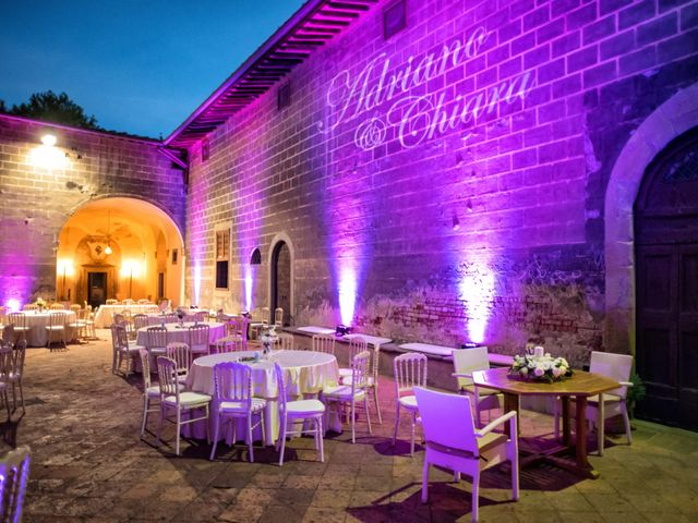 Il matrimonio di Adriano e Chiara a Castelfiorentino, Firenze 107