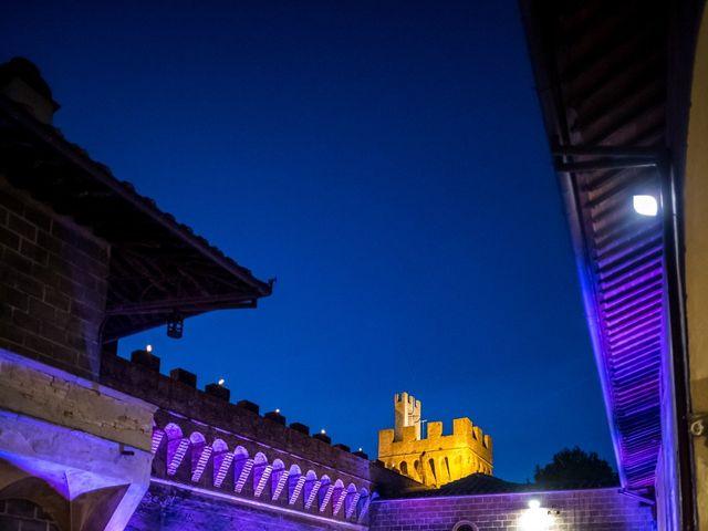 Il matrimonio di Adriano e Chiara a Castelfiorentino, Firenze 108