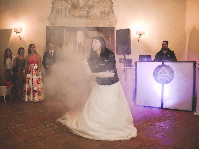 Il matrimonio di Adriano e Chiara a Castelfiorentino, Firenze 115