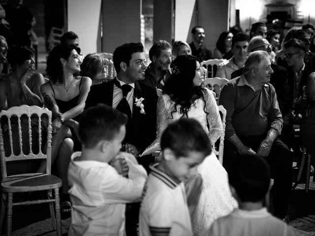 Il matrimonio di Adriano e Chiara a Castelfiorentino, Firenze 123