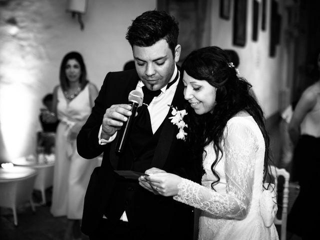 Il matrimonio di Adriano e Chiara a Castelfiorentino, Firenze 124