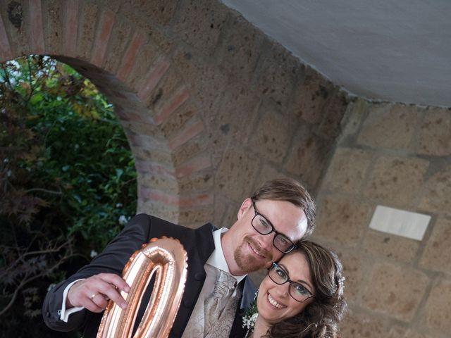 Le nozze di Jessica e Matthias