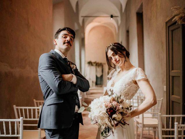 Le nozze di Erica e Martim