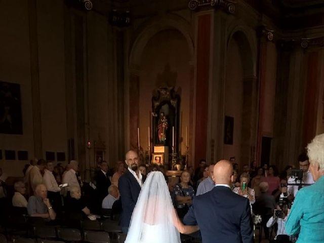 Il matrimonio di Simone e Ilaria  a Pessano con Bornago, Milano 3