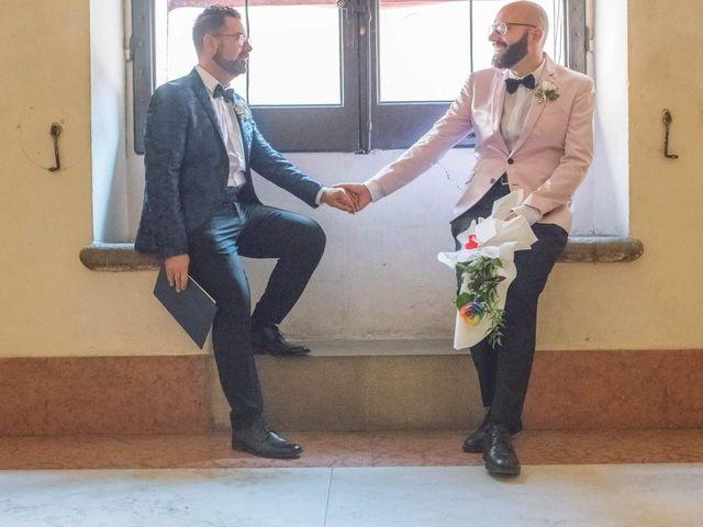 Il matrimonio di Antonello e Luigi a Ozzano dell 'Emilia, Bologna 6