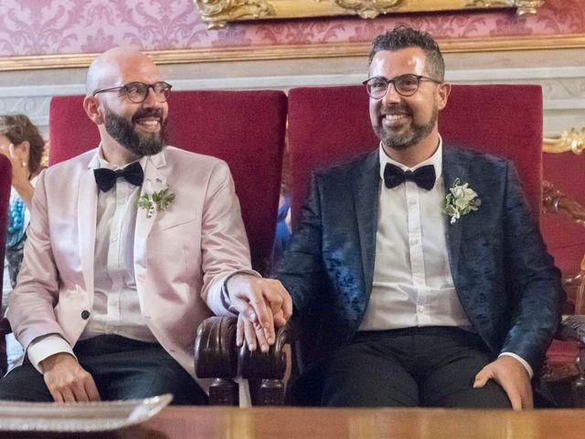 Il matrimonio di Antonello e Luigi a Ozzano dell 'Emilia, Bologna 10