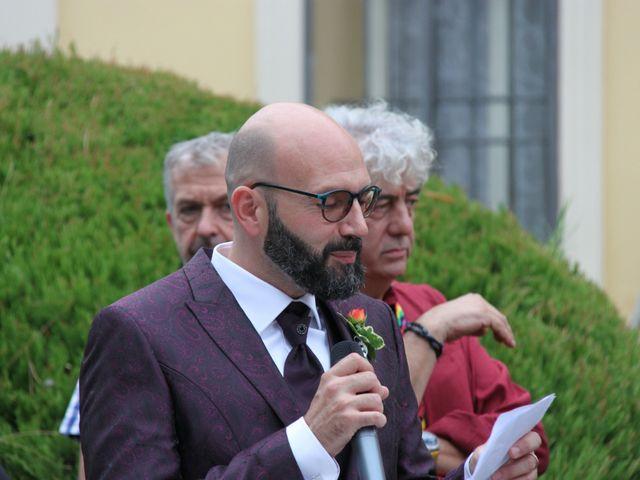 Il matrimonio di Antonello e Luigi a Ozzano dell 'Emilia, Bologna 27