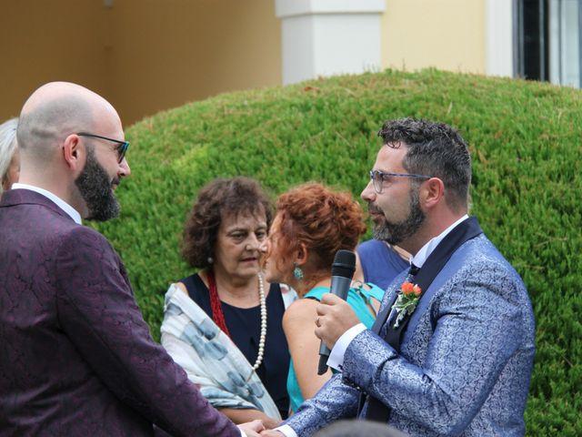 Il matrimonio di Antonello e Luigi a Ozzano dell 'Emilia, Bologna 28