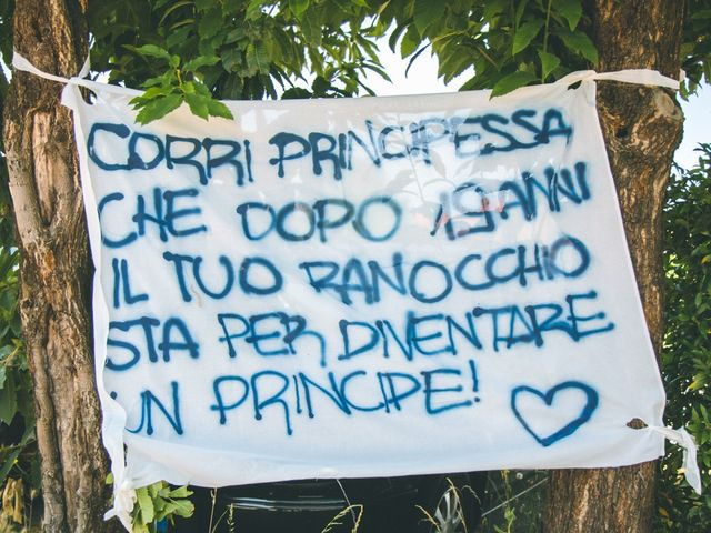 Il matrimonio di Alessandro e Alessandra a Cardano al Campo, Varese 3
