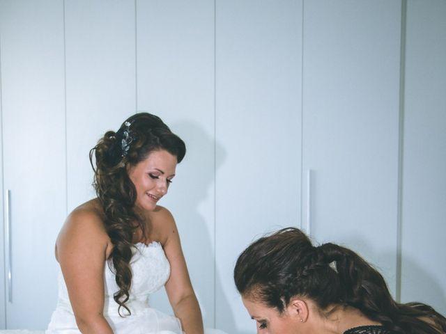 Il matrimonio di Alessandro e Alessandra a Cardano al Campo, Varese 32