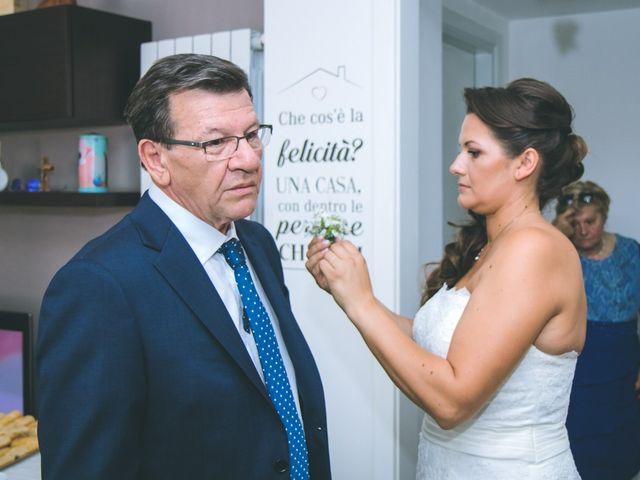 Il matrimonio di Alessandro e Alessandra a Cardano al Campo, Varese 34