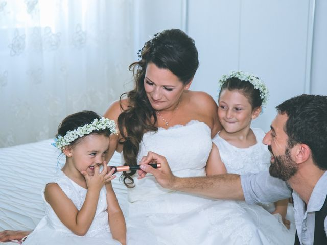 Il matrimonio di Alessandro e Alessandra a Cardano al Campo, Varese 36