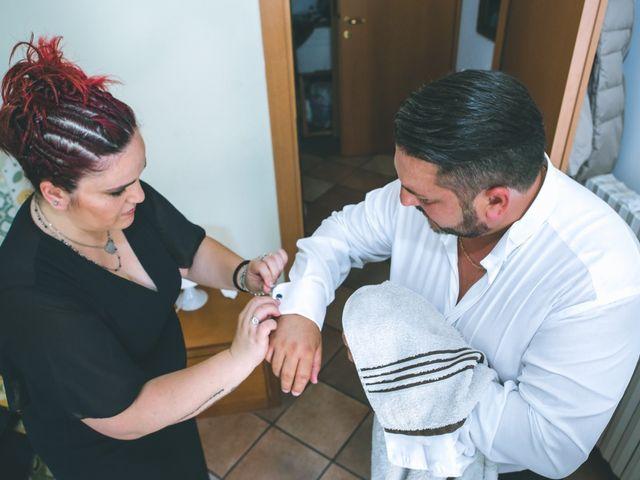 Il matrimonio di Alessandro e Alessandra a Cardano al Campo, Varese 41