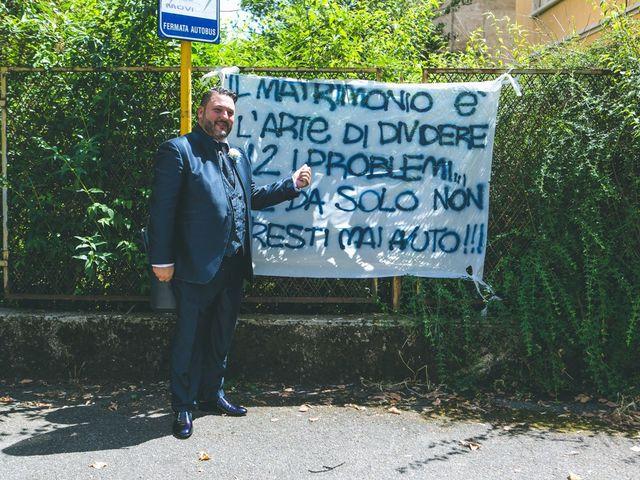 Il matrimonio di Alessandro e Alessandra a Cardano al Campo, Varese 49