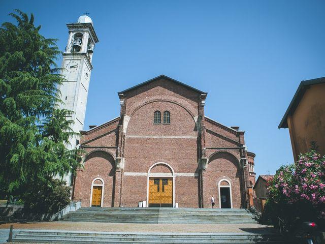 Il matrimonio di Alessandro e Alessandra a Cardano al Campo, Varese 50