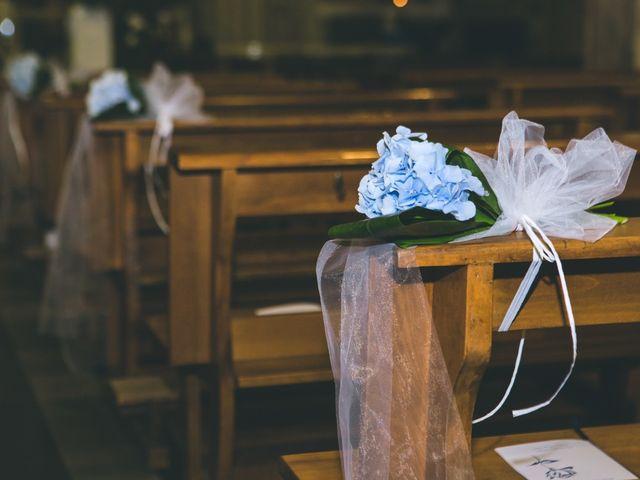 Il matrimonio di Alessandro e Alessandra a Cardano al Campo, Varese 53