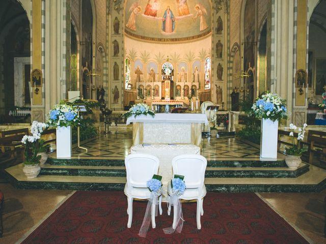 Il matrimonio di Alessandro e Alessandra a Cardano al Campo, Varese 54