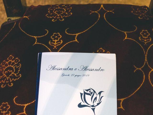 Il matrimonio di Alessandro e Alessandra a Cardano al Campo, Varese 56