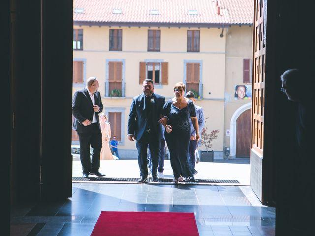 Il matrimonio di Alessandro e Alessandra a Cardano al Campo, Varese 58