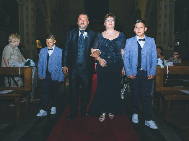 Il matrimonio di Alessandro e Alessandra a Cardano al Campo, Varese 59