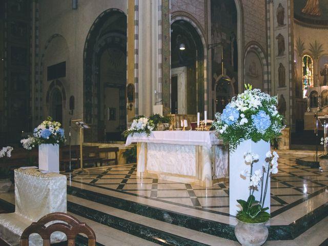 Il matrimonio di Alessandro e Alessandra a Cardano al Campo, Varese 61
