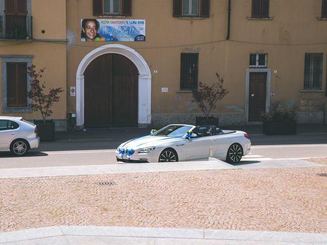 Il matrimonio di Alessandro e Alessandra a Cardano al Campo, Varese 62
