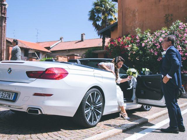 Il matrimonio di Alessandro e Alessandra a Cardano al Campo, Varese 63