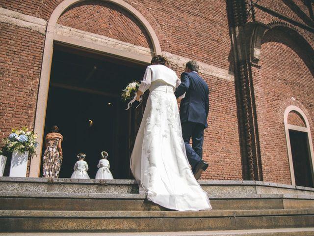 Il matrimonio di Alessandro e Alessandra a Cardano al Campo, Varese 66