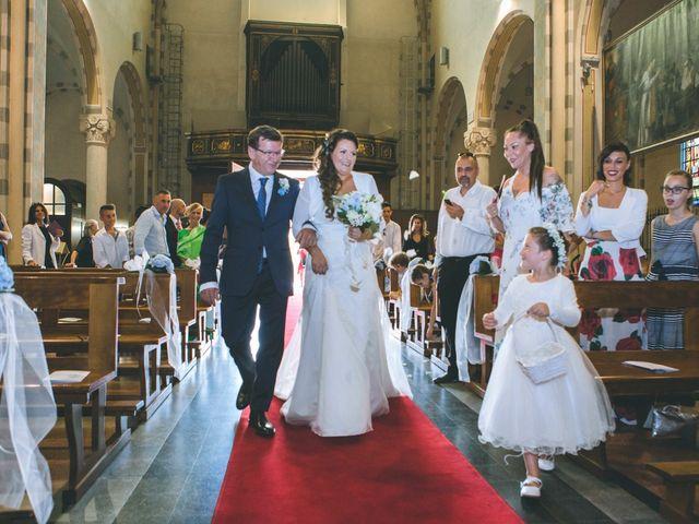 Il matrimonio di Alessandro e Alessandra a Cardano al Campo, Varese 70