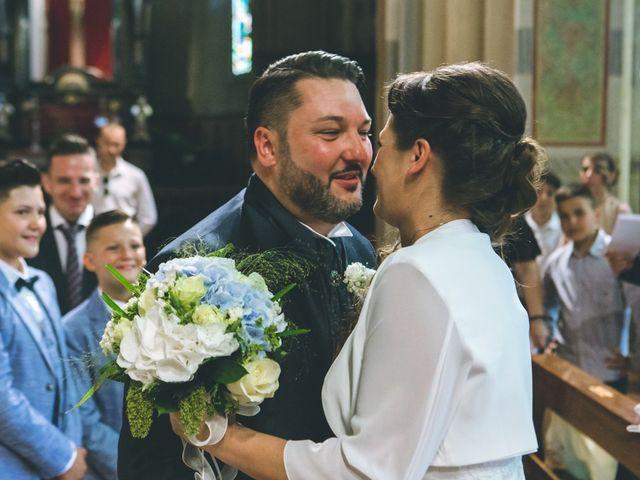 Il matrimonio di Alessandro e Alessandra a Cardano al Campo, Varese 72