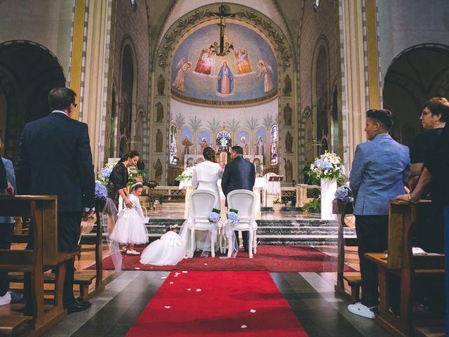 Il matrimonio di Alessandro e Alessandra a Cardano al Campo, Varese 73