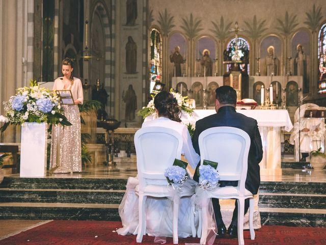 Il matrimonio di Alessandro e Alessandra a Cardano al Campo, Varese 82