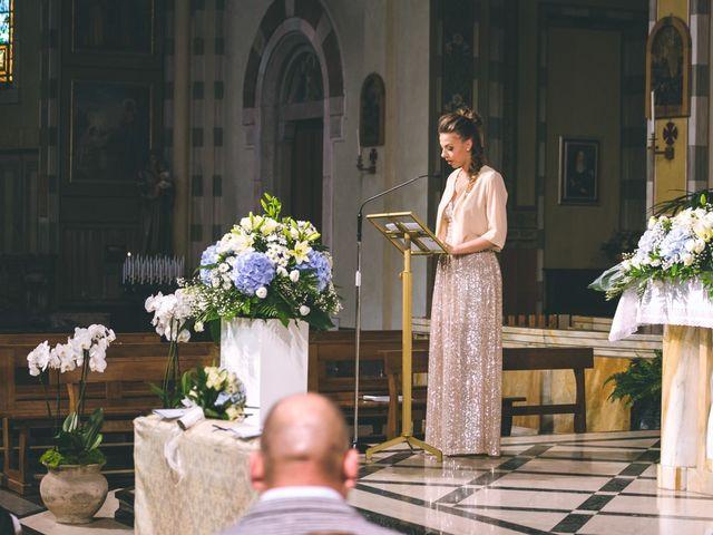 Il matrimonio di Alessandro e Alessandra a Cardano al Campo, Varese 83
