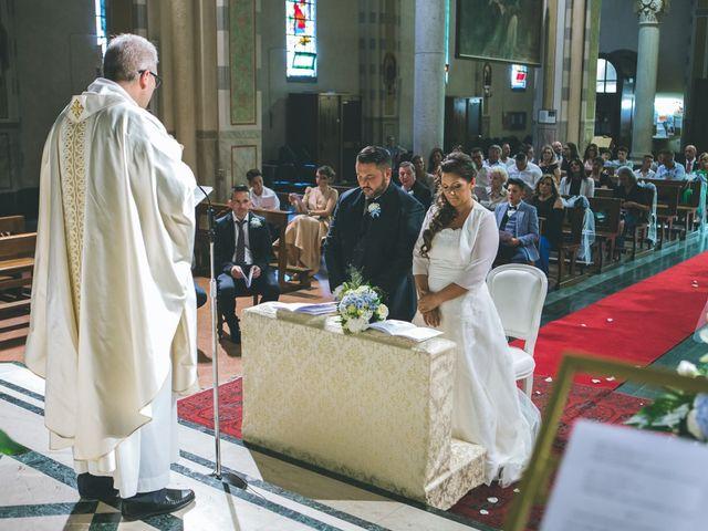 Il matrimonio di Alessandro e Alessandra a Cardano al Campo, Varese 88