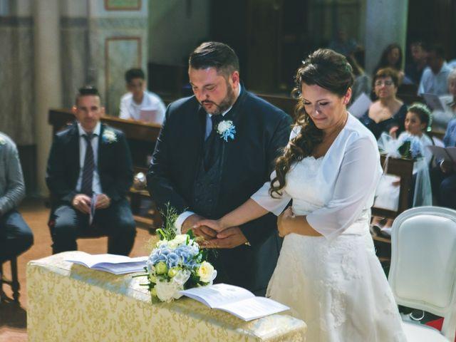 Il matrimonio di Alessandro e Alessandra a Cardano al Campo, Varese 92