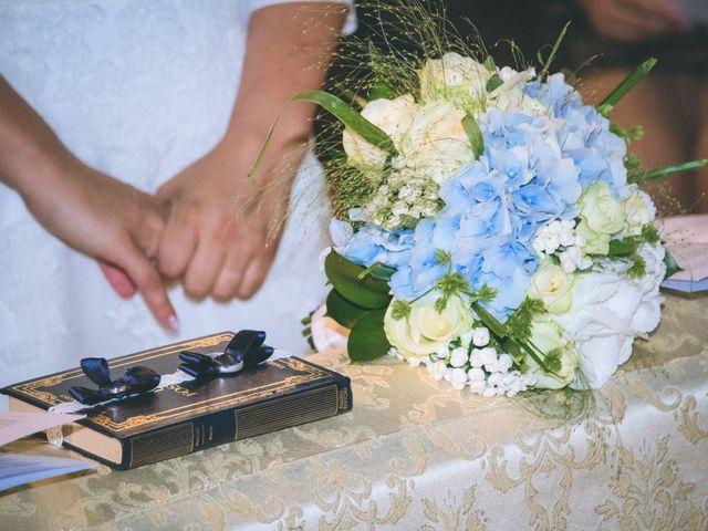 Il matrimonio di Alessandro e Alessandra a Cardano al Campo, Varese 96