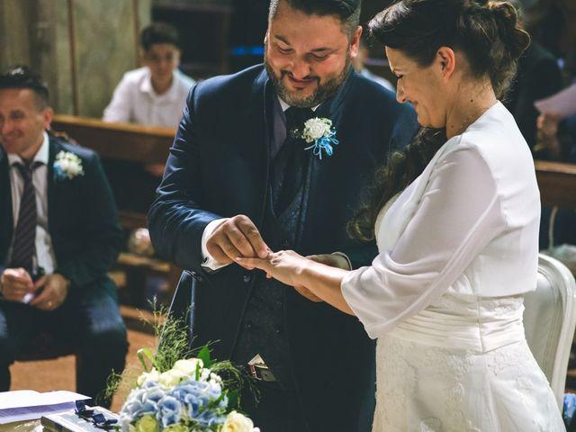 Il matrimonio di Alessandro e Alessandra a Cardano al Campo, Varese 98