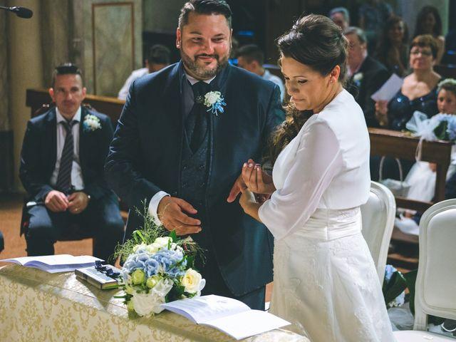 Il matrimonio di Alessandro e Alessandra a Cardano al Campo, Varese 101
