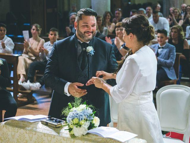 Il matrimonio di Alessandro e Alessandra a Cardano al Campo, Varese 104