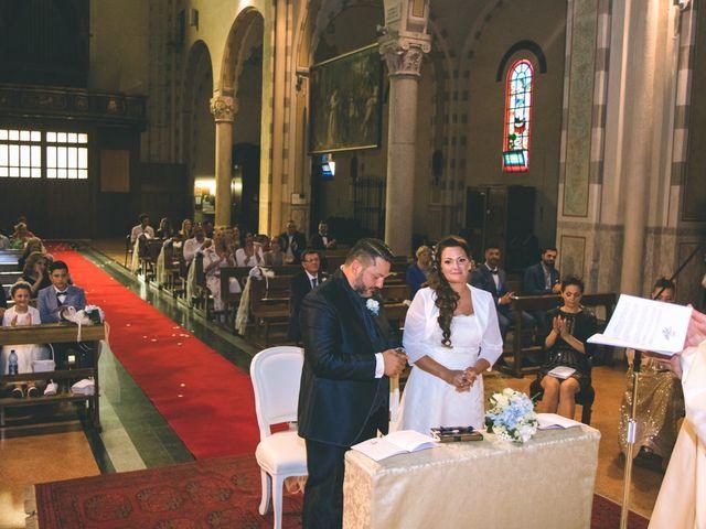 Il matrimonio di Alessandro e Alessandra a Cardano al Campo, Varese 105
