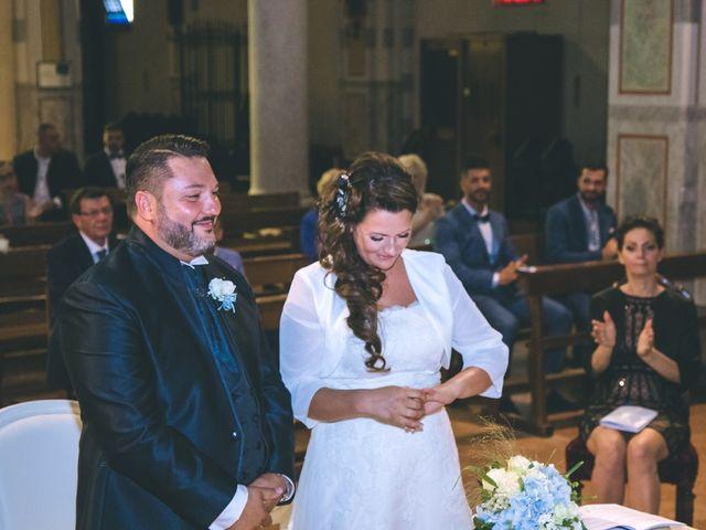 Il matrimonio di Alessandro e Alessandra a Cardano al Campo, Varese 106